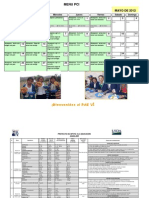 Calendario PAE v PCI (Menu)