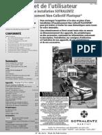 Assainissement Lit Filtrant[SOTRALENTZ]Fiche-UtilisateurPLASTEPUR