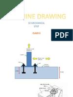 Machine Drawing S3 Mech [Class 3]
