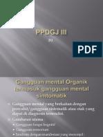 Ppdgj III - f0