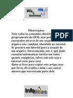Comandos DOS e arquivos .bat