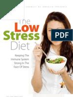 Low Stress Diet
