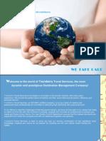 Toursberry Brochure