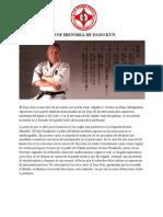 Breve Historia de Dojo Kun
