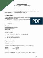 6 Boulons Ordinaires p8 16