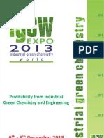 IGCW-2013 EXPO Flyer