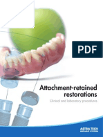 Attachment-Retained Restorations