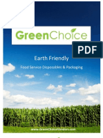 GreenChoiceVendors.com Food Service Catalog