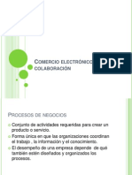 Comercio Electronico Global y Colaboracion