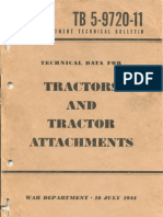 TB-5-9720-11-Tractors Bulldozers and Attachments July 1944