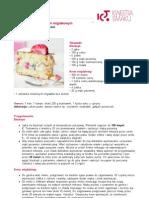 Tort Owocowy - Przepis