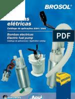 Brosol Bomba Eletrica 2005 Catalogo