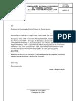2º COMUNICAÇÃO AO SINDICATO DO INÍCIO DO PROCESSO ELEITORAL.docx