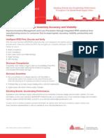 Avery Dennison 9855RFMP RFID Printer-Encoder