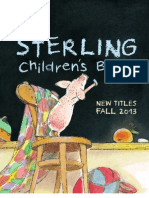 Sterling Children's Books Fall 2013 Catalog