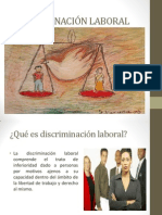 TRABAJO DISCRIMINACAION1 (bael).ppt