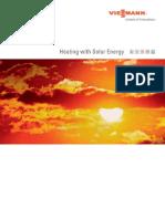 Heating With Solar Energy