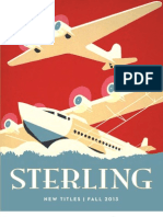 Sterling Publishing's Adult Fall 2013 Catalog
