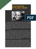 Giles Deleuze. Postcapitalismo y deseo (artículo) Esther Díaz