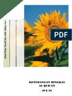 Tafsir Jus 26 PDF
