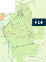 Sherwood Pines MTB Map