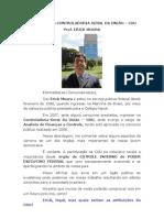 0_CARREIRAS DA CONTROLADORIA-GERAL DA UNIÃO – CGU - Prof. ERICK MOURA