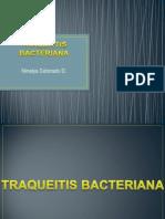 TRAQUEITIS BACTERIANA