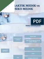 PPDS - Malpraktik