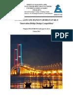 Lomba Rancang Bangun Jembatan Civilweek 2013