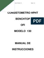 Consistómetro HP-HT