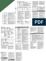 Network+ Exam Cram Study Sheet