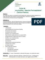 Brigada Primeros Auxilios - Atención Prehospitalaria