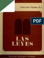 Tratado de las-leyes y de Dios legislador Tomo II - F Suarez trad J.R. Eguillor.pdf