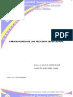 Farmacologia de Los Procesos Infecciosos