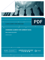 Changing Climate for Carbon Taxes