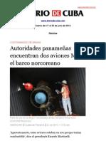 Boletín Diario de Cuba | Del 17 al 23 de julio de 2013