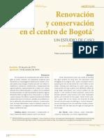 rubiano_renovación y conservación