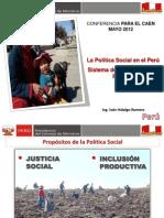 La+Política+Sociales+en+el+Perú+y+el+Programa+JUNTOS
