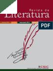 Revista de Literatura, nº 147