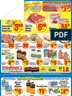 Friedman's Freshmarkets - Weekly Ad - August 1-7, 2013