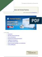FormatFactory Manual. Uso básico