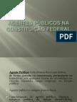 6 Disp Constitucionais sobre Agentes Públicos