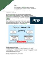 FACTORES CLAVE DE ÉXITO