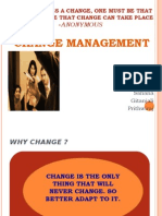 change management new