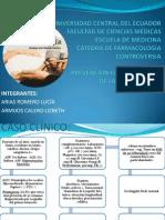 PRECLAMP. CASO FÁRMACO