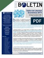 47 - Indice de Libertad Economica 2013