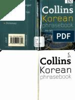 Collins Korean Phrasebook