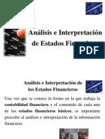 ANÁLISIS FINANCIERO COMPLEMENTO UNIDAD I Y II