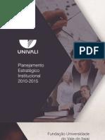 Anexo C - Publicação do Planejamento Estratégico