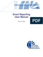 EventReports Manual
